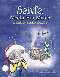 Santa meets his match: A tail of perseverance
